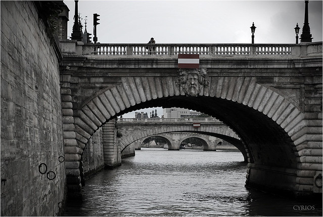 Crossing the bridges
