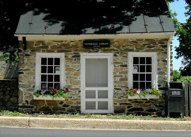 Upperville Library II
