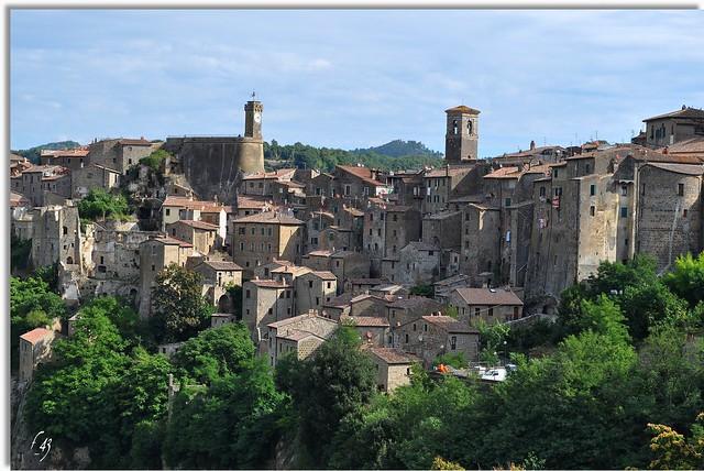 Sorano : Un rifugio per l'anima nella Maremma Toscana