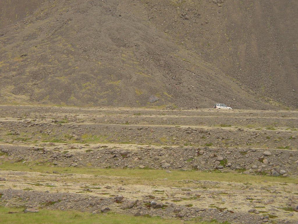 Terrazas Breiðamerkurjökull Islandia 08 Banco De