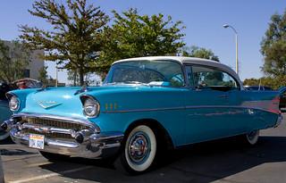 '57 Chevy Bel Air | by Mr. Leeds