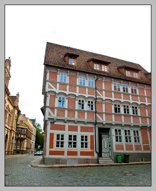 Eckhaus Quedlinburg
