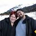 Jana e Erik em Cerro Catedral