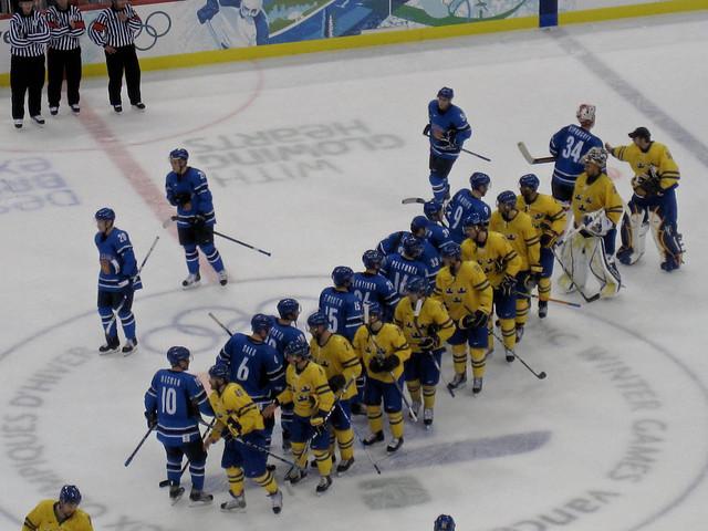Finland vs Sweden