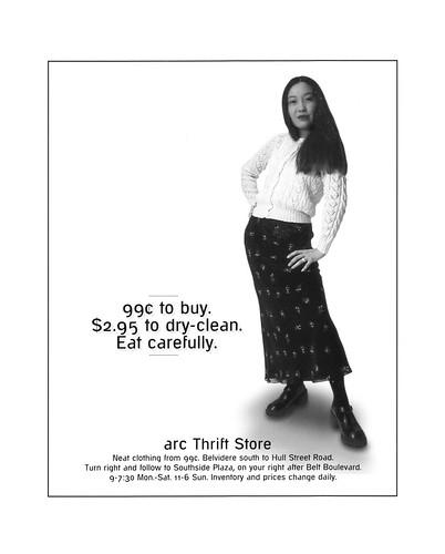 ARC Thrift Store | by Bright Orange Advertising