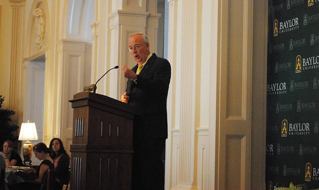 President Kenneth Starr Opens