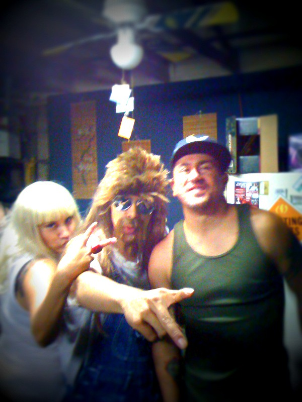 Joe Dirt Costume,Courtney Love And Dj Download At Hallowee ...