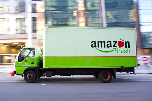 Amazon Fresh | by Atomic Taco