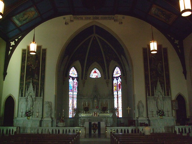 St. Mary Catholic Church (Immaculate Conception), York, PA