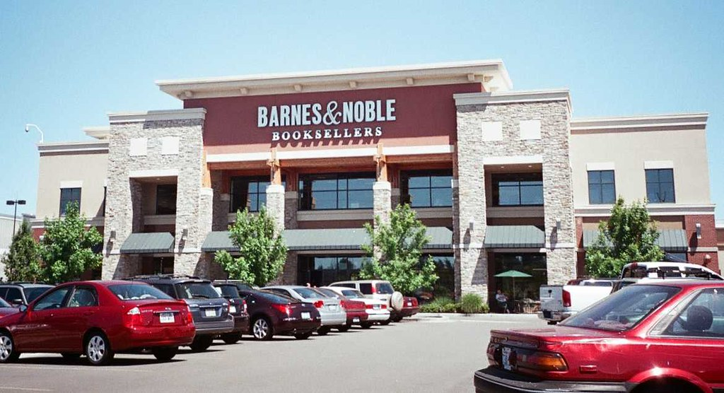 Barnes & Noble Booksellers Northgate Mall Seattle,WA | Flickr