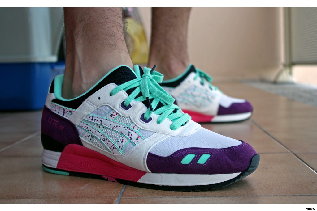 sneakers for cheap a6ac9 82f44 Asics Gel Lyte III X Colette | Tebar_1 | Flickr