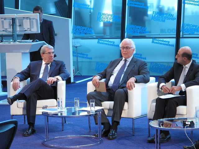 Roger Carr, Chairman, Centrica plc Sir Evelyn de Rothschild, Chairman, E.L. Rothschild Ltd Jitesh Gadhia, Senior Managing Director, Blackstone Advisory Partners LP, Bloomberg ELF
