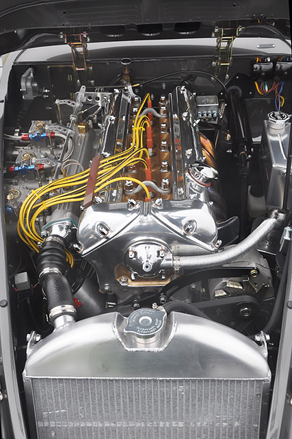 XK Jag motor