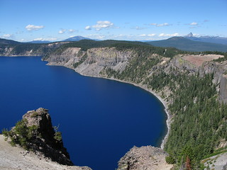Crater Lake 4 | by alex1derr