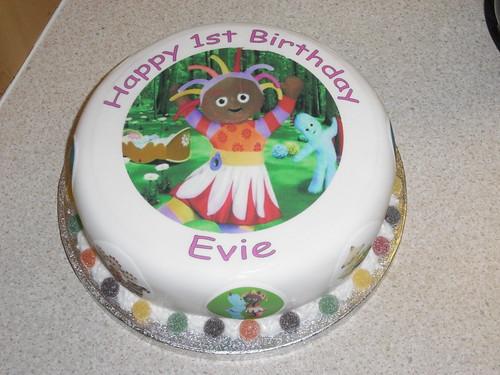 Cake Topper Cake1 | by CakeFrills