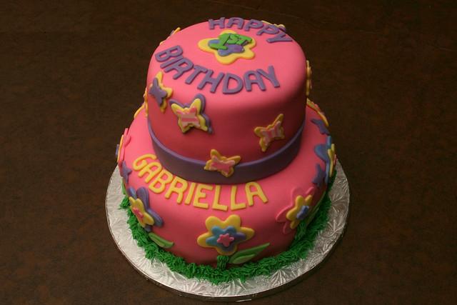 Gabriella's 1st Bday