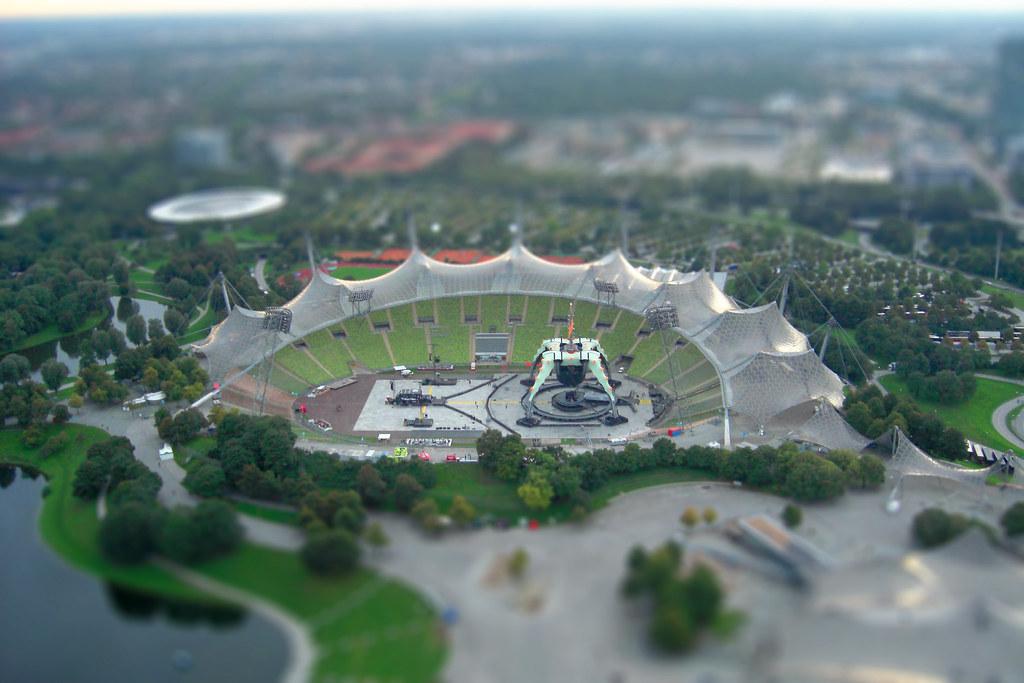 U2 Olympiastadion