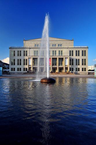 The Leipzig Opera House | by joergschickedanz
