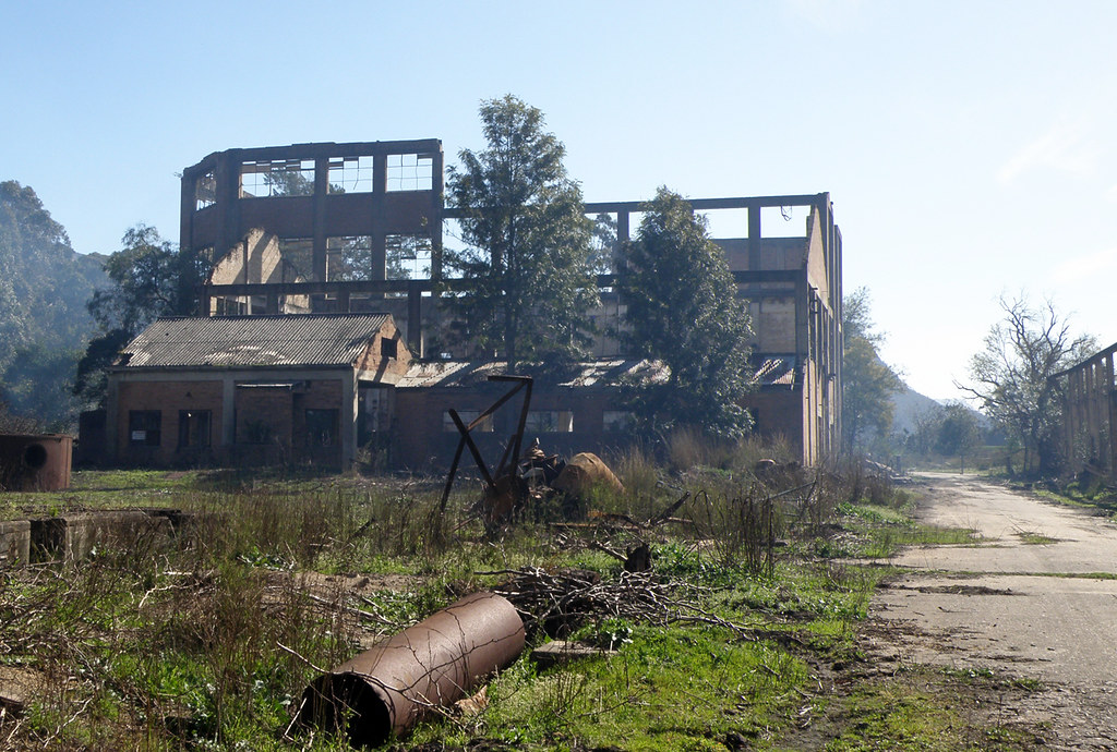 Abandoned Shale Mine, Glen Davis NSW | !P9185241 | ♥ saj255 ♥ | Flickr