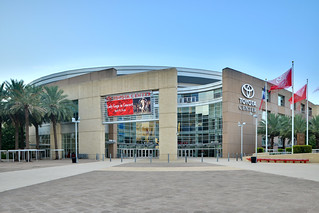 Toyota Center (HDR) | by euthman