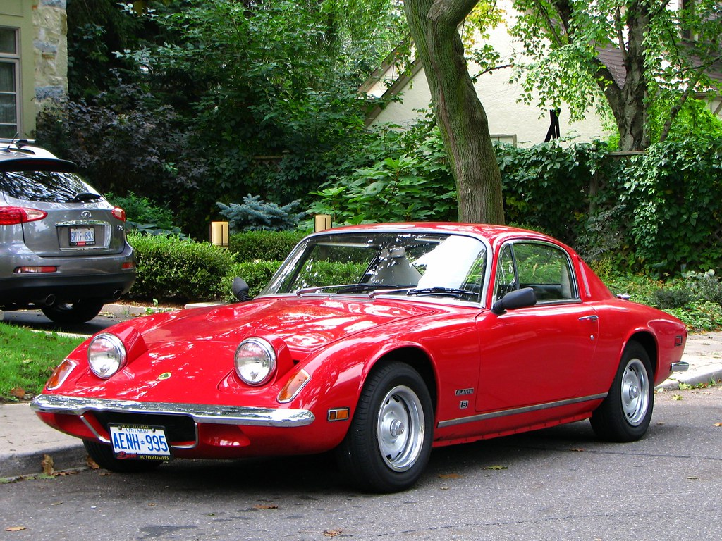 Lotus Elan +2 S | FYI 5,200 Elans +2 were made: less than 1,… | Flickr