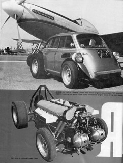 2000 HP Isetta with Allison aircraft engine  | Just imagine … | Flickr