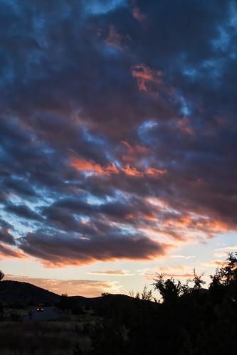 newmexico santafe sunrise