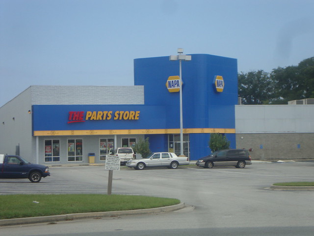 Where auto parts are state of the art
