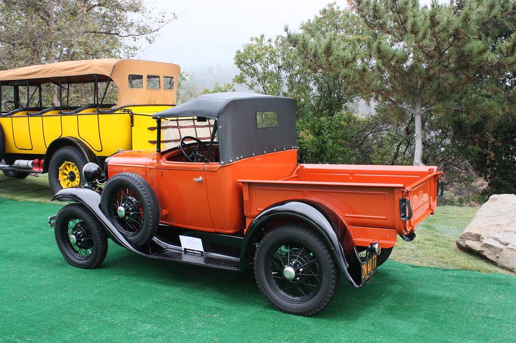 1931 Ford Model A Roadster Pickup Steve Sexton Flickr