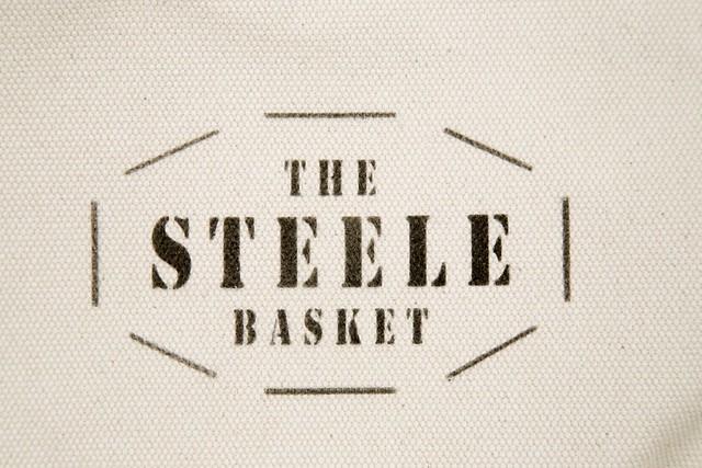New Steele stencil