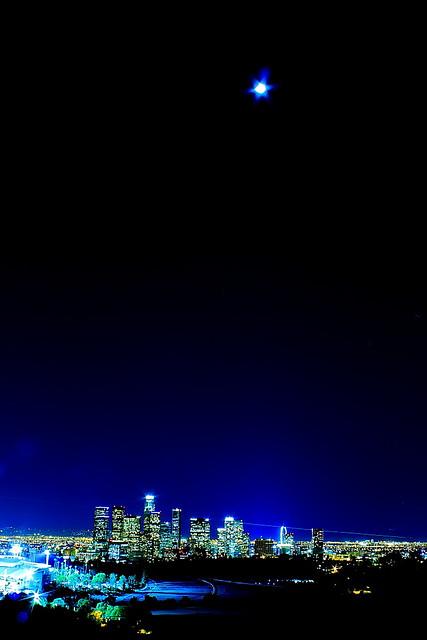Blue Los Angeles