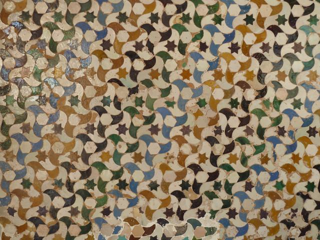 Alhambra: Moorish Tiles