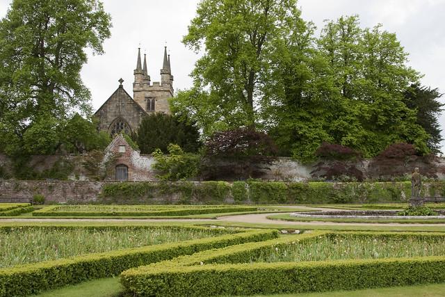 Penshurst Place Gardens, Kent, England