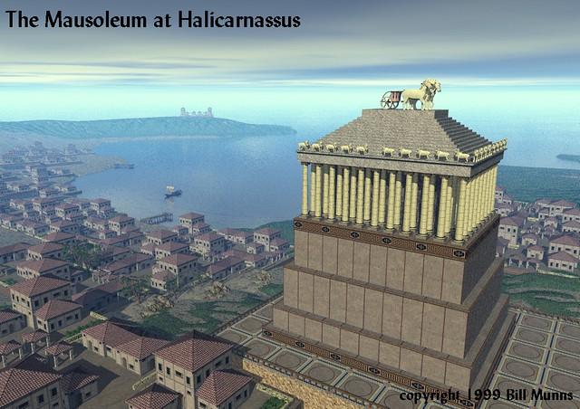 -0353 Mausoleo de Halicarnaso(rn28)