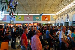 Check-In Aeropuerto de Gran Canaria | by Håkan Dahlström