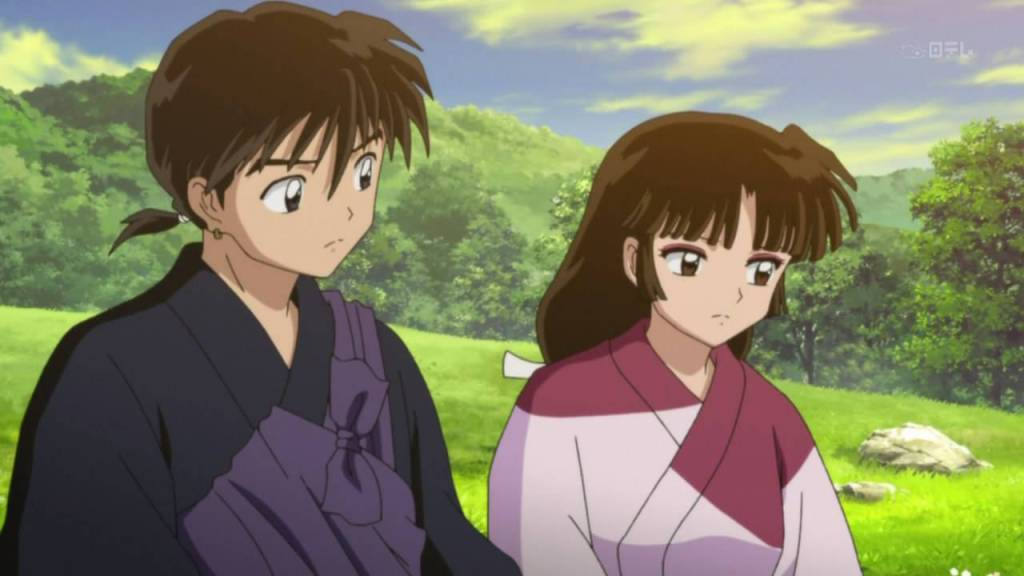 Screencap From Inuyasha The Final Act Hd 珊瑚 Sango Flickr