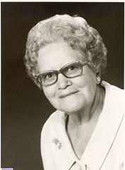 Mrs Margary Roberts c 1965