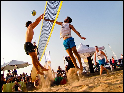 Beach Volleyball: Soft Touch | by Flavio~