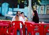 Kazaň, islámský stát, i dívky pijí pivo, foto: Petr Nejedlý
