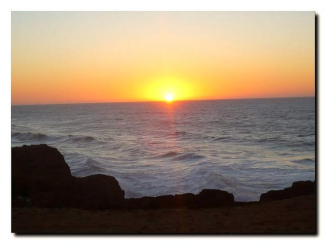 Silence.Atlantic-ocean.Morocco-Marokkói csend az óceánnál