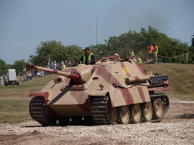 Jagdpanther - SDKFZ Foundation