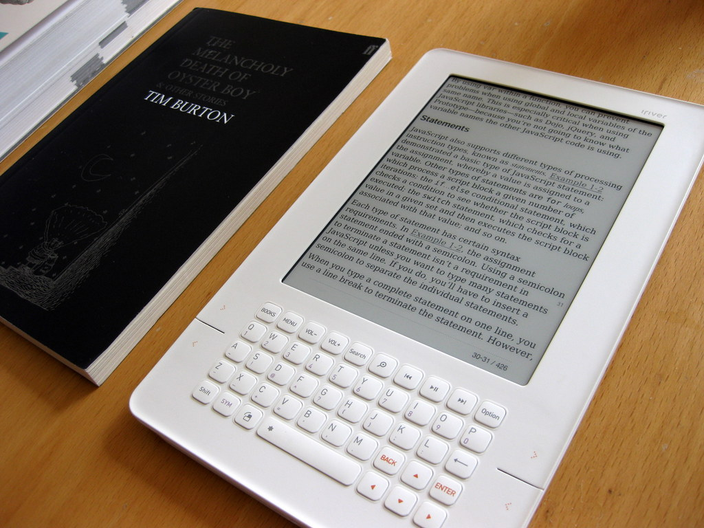 iRiver Story eBook Reader Review