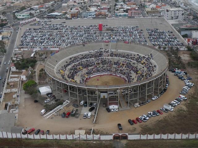Plaza Monumental in Tijuana