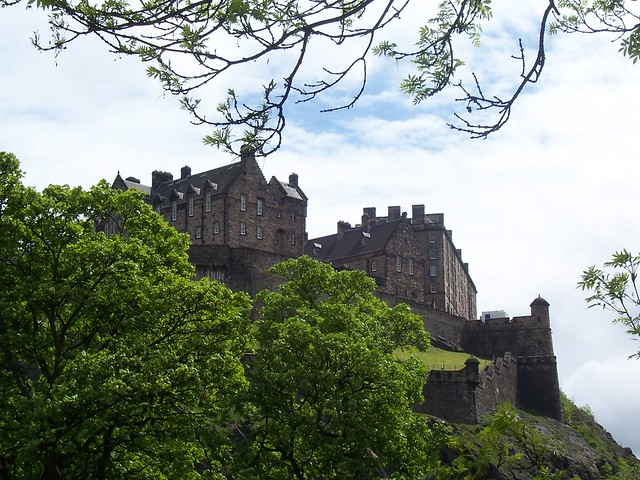 Edinburgh Castle, Edinburgh, May 2007