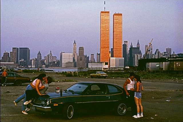 Lover's Lane, New Jersey, by Thomas Hoepker 1983