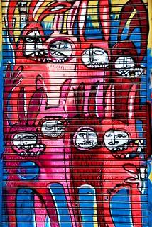 el perro de la parte de atrás del coche. nikitarodriguez calle de la Puebla 29307