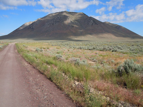 Atomic City to Big Southern Butte via mountain bike 11 | by Matt Lavin