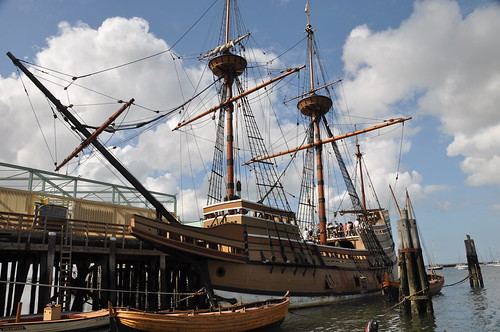 The Mayflower II | by ScruffyNerf