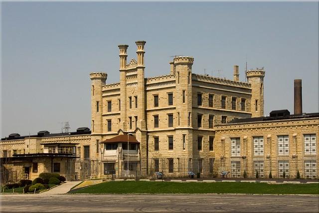 Illinois Route 66 - Joliet Prison