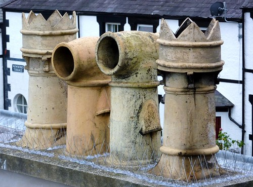 Chimney Pots (12/07/2010)